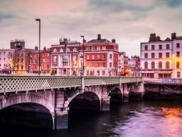 Technical support engineer from Brazil thinks Dublin has 'perfect balance'