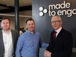 WANdisco plc establishes new software development centre in Belfast – 36 new jobs