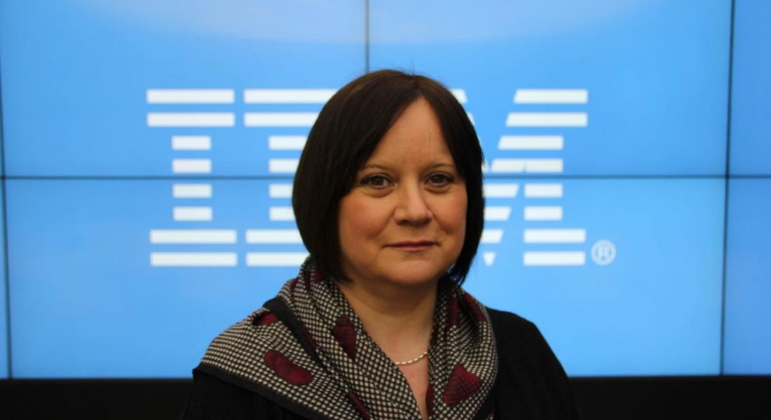 IBM Carmel Somers on the future of work