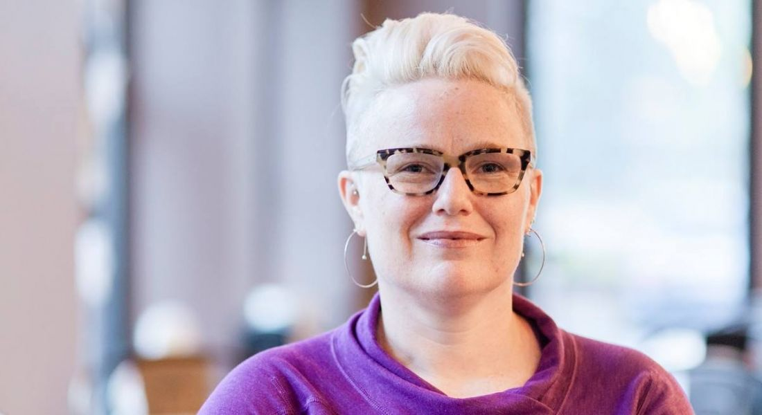 Karen Taggart on women in tech
