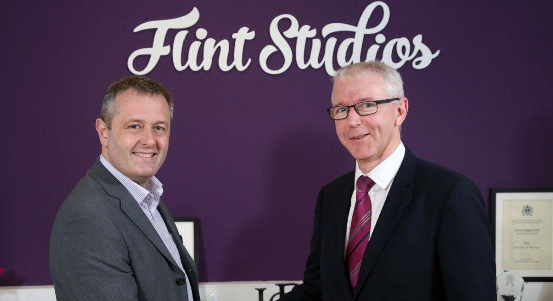 Belfast-based Flint Studios to bring 8 new jobs to NI capital