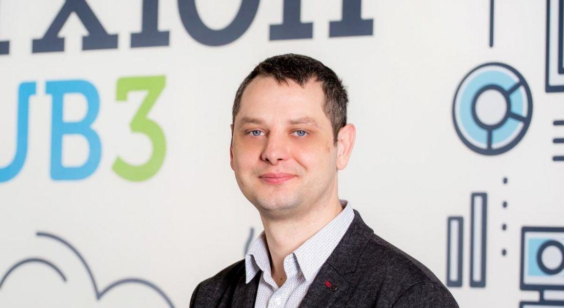 Romuald Gvozdovic, site manager, Interxion Ireland