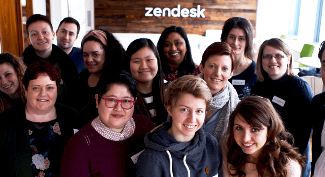 Zendesk and the art of public speaking