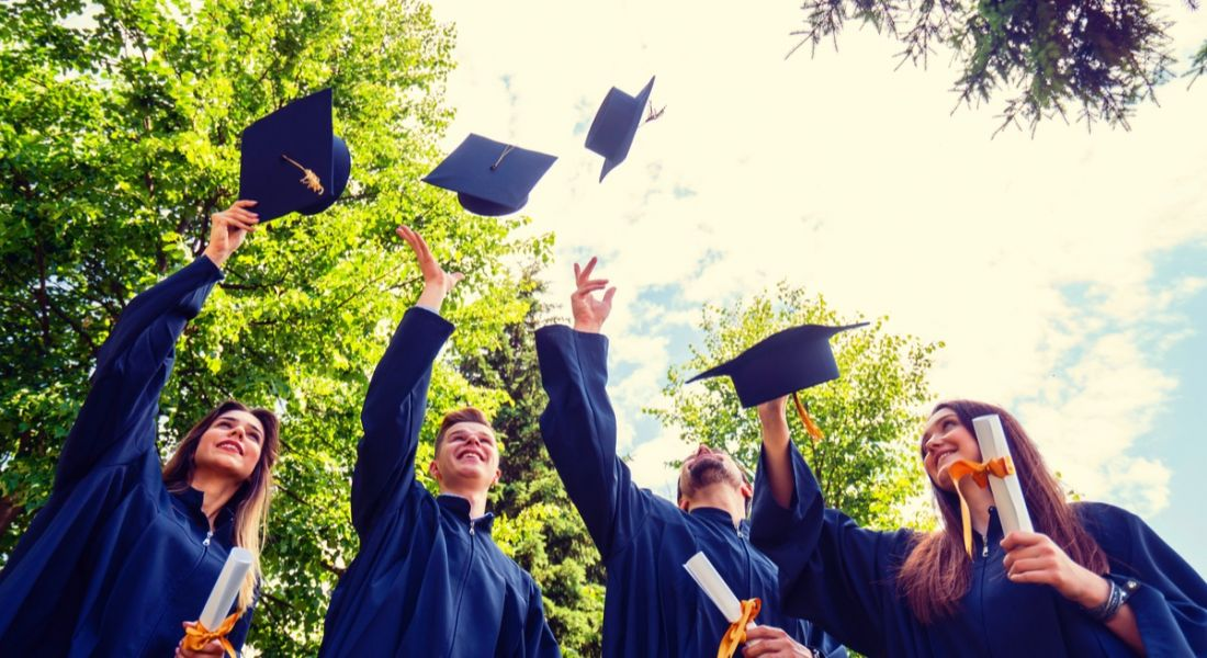 Two thirds of PhD graduates find employment in Ireland