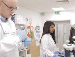 NIBRT joins partnership to train scientists to produce life-saving drugs