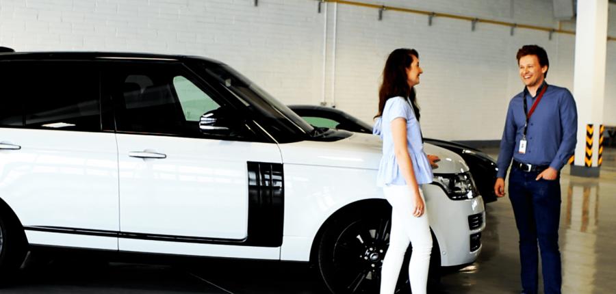 Life at Jaguar Land Rover
