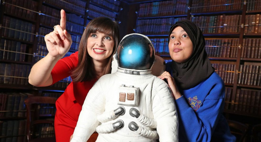 'Role models in STEM are important, but they're not a magic bullet'