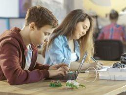 10m teachers trained through Intel Teach – 300m kids benefit