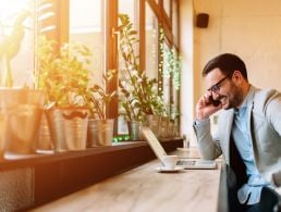 Major surge in people interested in remote working