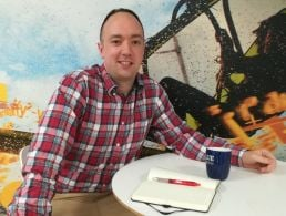 The Friday Interview: Michael O'Shea, Panasonic Ireland