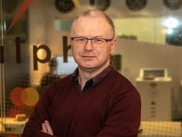 Prestigious new role for SFI director general