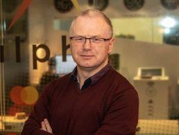 Science Foundation Ireland: Dr Richard S. Hirsh