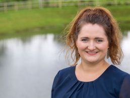 'In Ireland, there's a calm, optimistic and welcoming environment'
