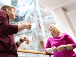 Want to know what makes a great tech consultant at Deloitte?