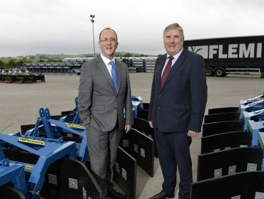 Derry manufacturer Fleming Agri to hire 34 and invest £4m in international growth