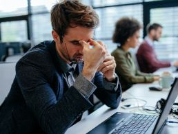 More than half of employees have answered a work email from the bathroom (infographic)