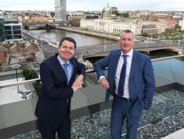 Canadian tech firm Pivot brings 100 jobs to Galway