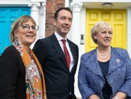 Sales planner from Portugal follows family ties to make Dublin home