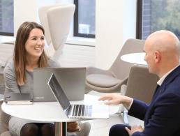 Digital Hub chooses 'Best in Show' internship graduates