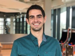 Software developer from Spain moves to 'one of the best places to work in Europe'