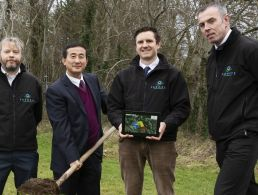 Some 200 construction jobs as HP breaks ground on new cloud facility in Galway