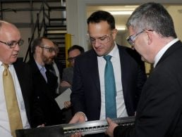 Bruton announces 170 new jobs at Shannon Free Zone