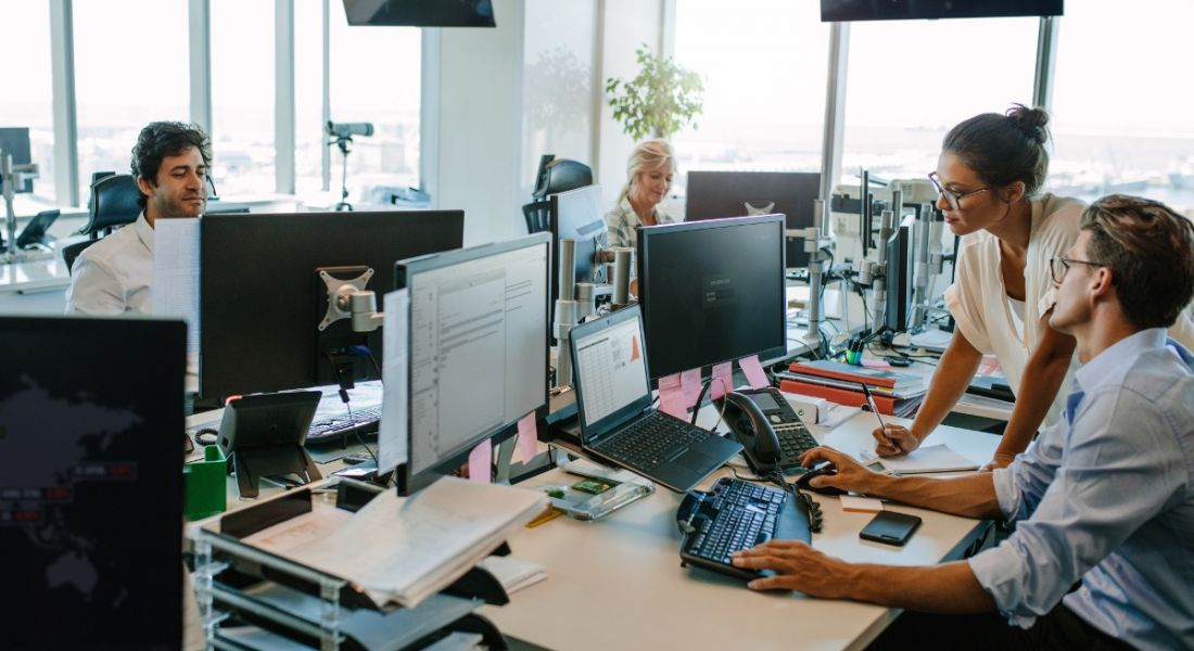 5 things you need to know about working in an office