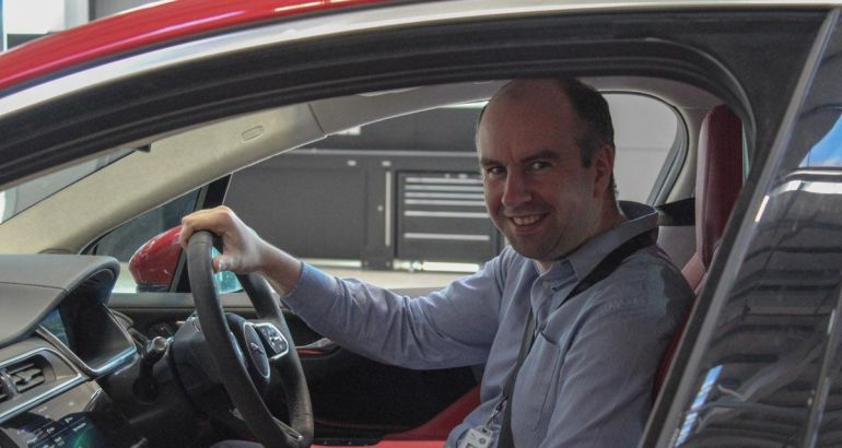 'There's a huge amount of buzz and anticipation around autonomous vehicles'