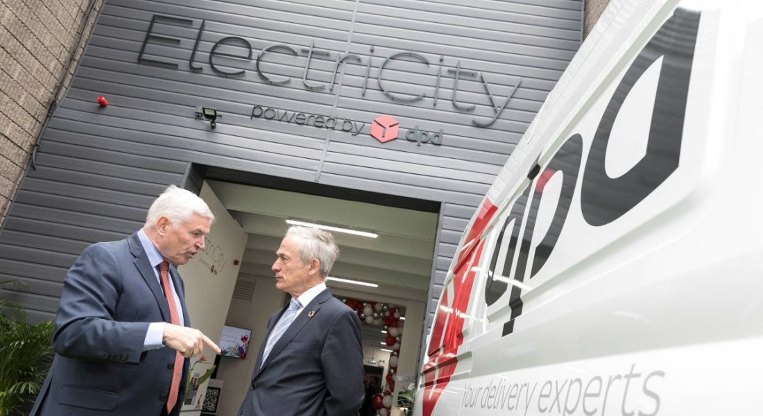 DPD to create 150 jobs as it rolls out electric vehicle fleet