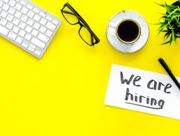 We're hiring: Business development/sales manager