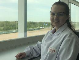 'I use presentation and communication skills on a daily basis'