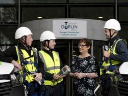 Across Ireland, 14,834 roles in 152 jobs announcements in past year