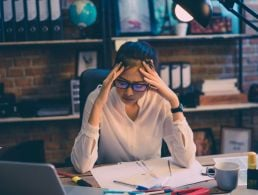 We need to start taking work-related stress seriously
