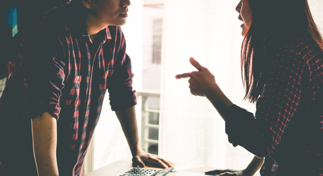 How to have a productive argument at work