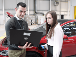 What kind of engineering processes are Jaguar Land Rover leveraging?
