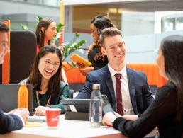 Find out why PwC employees feel confident voicing their ideas