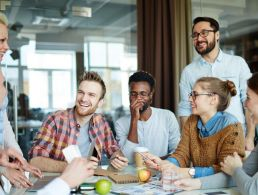 The future of work: Changes in the workplace