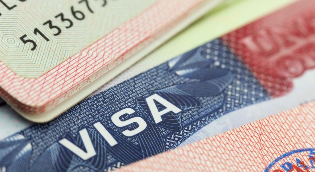 How do non-EEA citizens get work visas in Ireland?