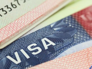 How do non-EEA citizens get work visas in Ireland?