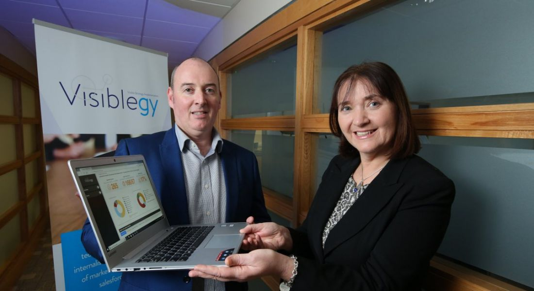 11 tech jobs for Fermanagh and Omagh as Visiblegy grows staff