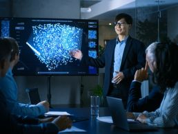 Data is 'absolutely essential' to the future of work
