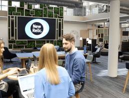 'I've found my career in sales at New Relic to be very rewarding'