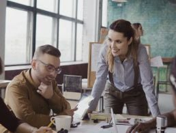 What influences different generations in the workplace?
