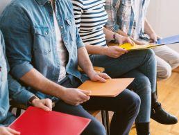 How can non-IT graduates get a job at a tech company?