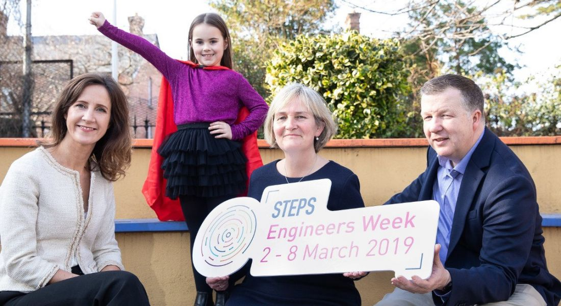 Intel and Engineers Ireland join forces to boost STEM skills
