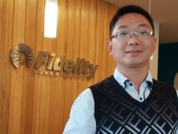New people from all around the world join Fidelity every day
