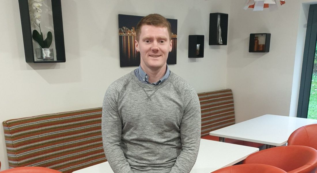 Why this Galway hurler is excited by the county's tech ecosystem