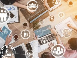 What is it like being at the centre of digital transformation?