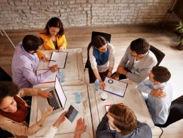 To keep ahead of the curve, focus on innovation and company culture