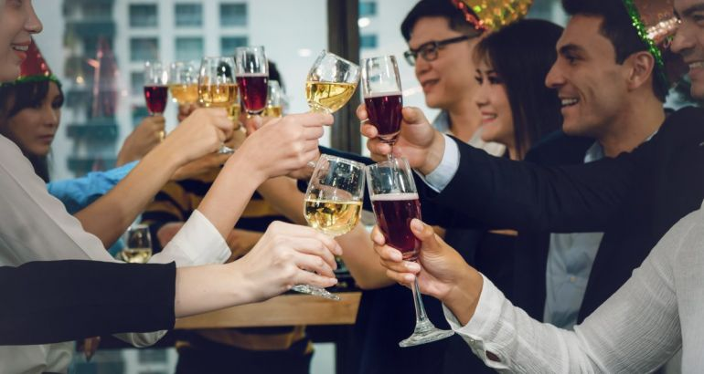 Should CEOs attend their office Christmas parties?